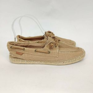 Sperry Top-Sider Linen Espadrille Shoes